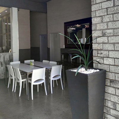 CAB Conference Centre - CAB Modern Restaurant and Coffee Shop in Western Cape, Cape Town